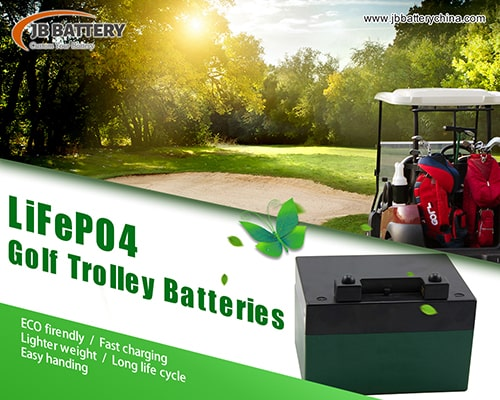 What Brand Are The Best LiFePO4 Golf Cart Batteries From Supplier or Factory?