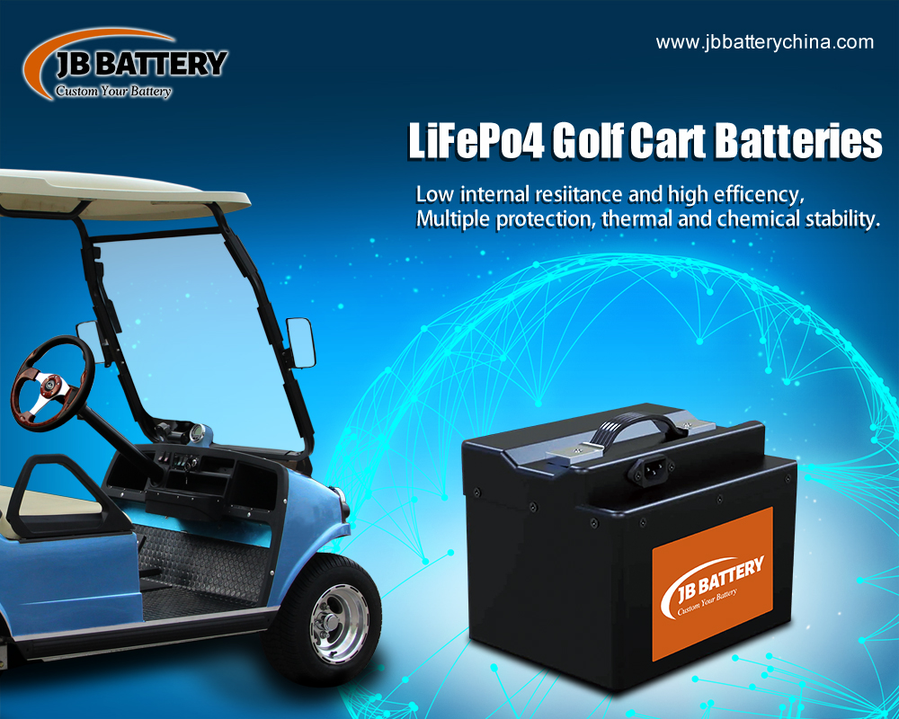 Why 48v 94ah Samsung Lithium Ion Golf Cart Batteries Are Considered The Best?