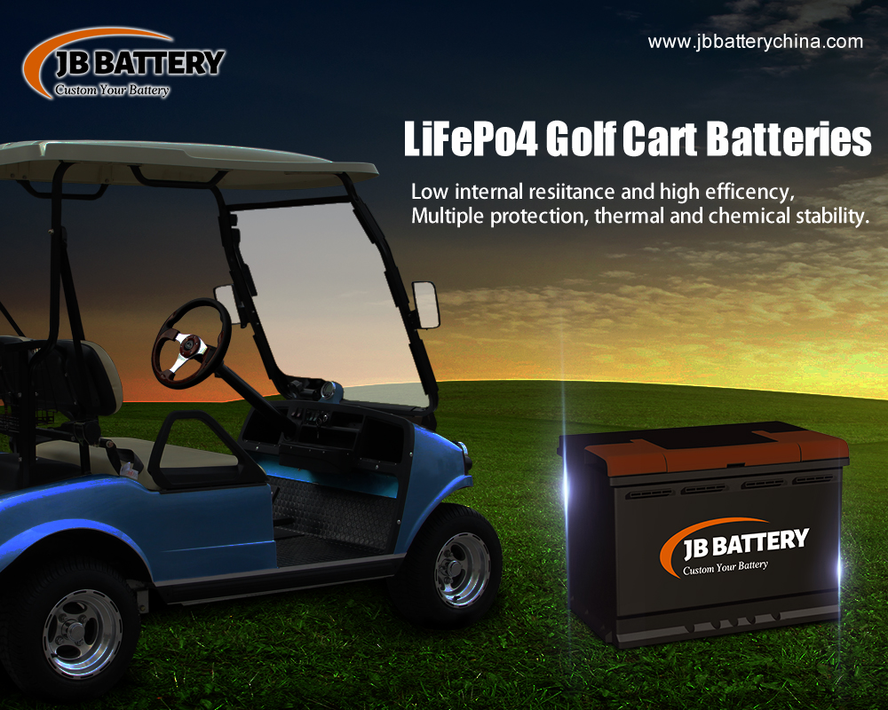 How Much Does A Lithium Ion Golf Cart Battery Pack Cost?