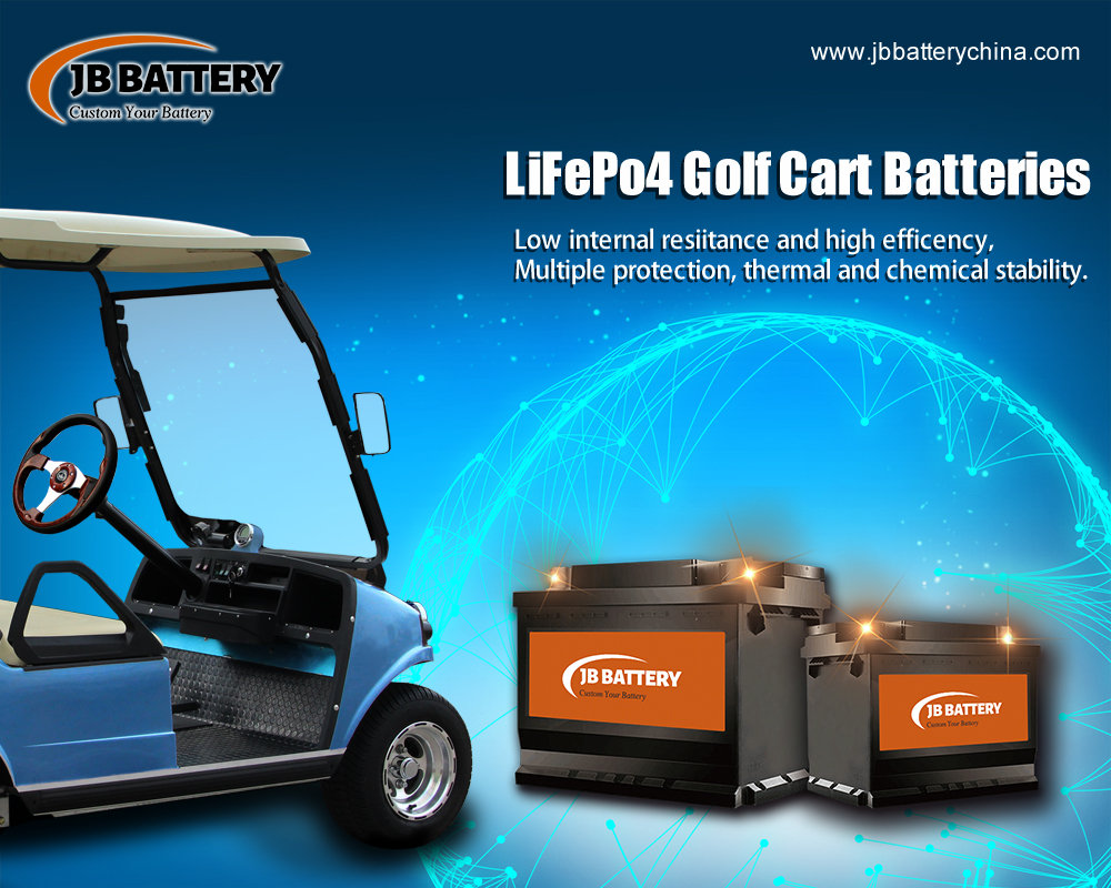 How Much Is A 12v 400ah Deep Cycle Lithium Ion Golf Cart Battery Pack?