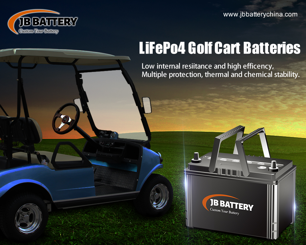 Does A 48V 400AH Custom Made LifePO4 golf cart battery pack Guarantee Longevity?