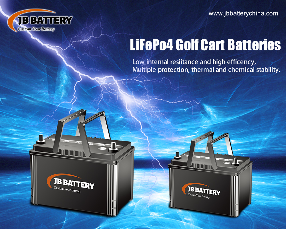 Are 24 Volt 50 Amp Custom Made Lithium Ion Golf Cart Battery Packs Dangerous?
