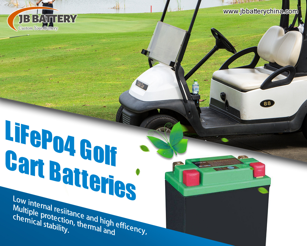 48v 60ah Lithium Ion And LiFePO4 Battery For Golf Cart - Which Is More Dangerous?