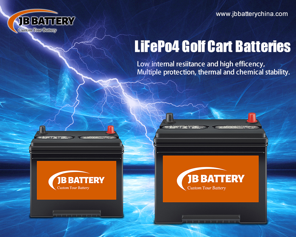 China LifePO4 Golf Cart Battery Pack Manufacturer (10)