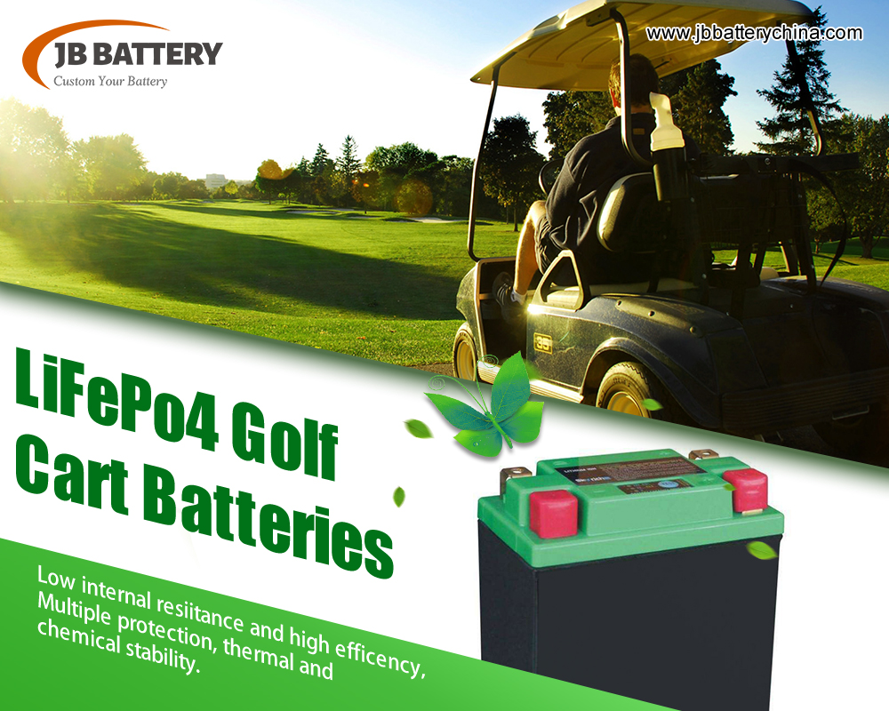 The game-changer you are looking for in your golf cart battery packs
