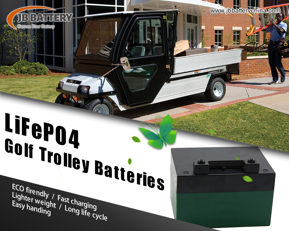 Is A 48v 200ah Lithium Ion Golf Cart Battery Pack Water Resistant?