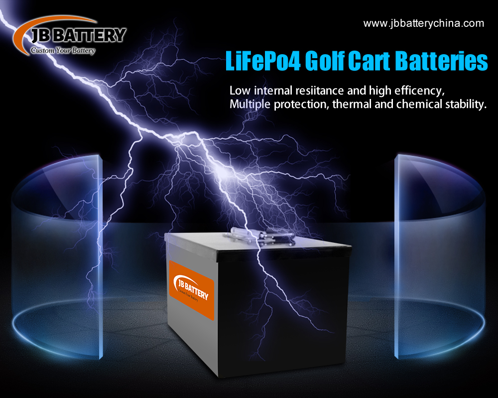 China LifePO4 Golf Cart Battery Pack Manufacturer (23)