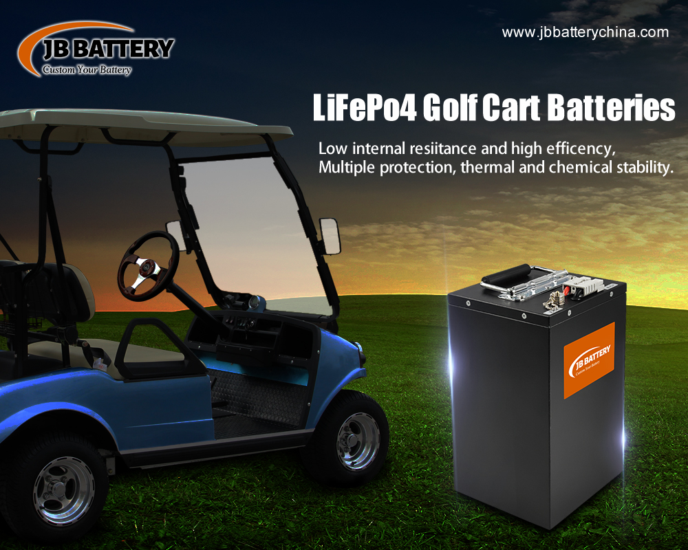 Can A 24 Volt 100Ah LifePO4 Golf Cart Battery Pack Explode Due To Heat?