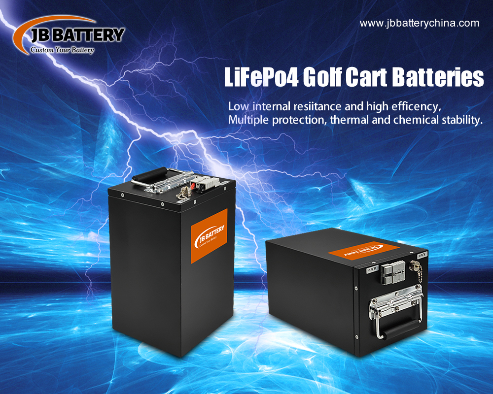 Lithium Ion Golf Cart Battery Pack – Everything You Need to Know